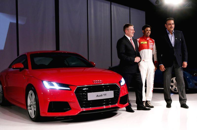 Audi India Launches Audi Tt