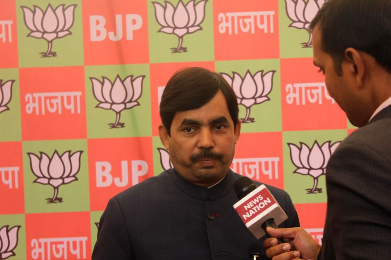 BJP leader Syed Shahnawaz Hussain talks about Jharkhand and Jammu and Kashmir assembly polls on Dec 23, 2014.