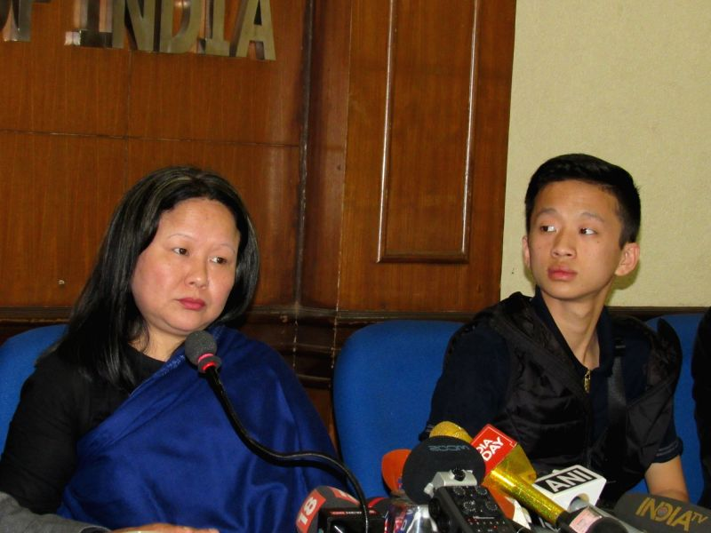 Ex-Arunachal CM Kalikho Pul's wife demands probe into his suicide - Kalikho P