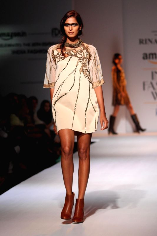 Rina Dhaka Fashion Show