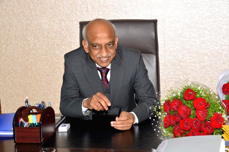Distinguished space scientist Alur Seelin Kiran Kumar  takes over as the Secretary, Department of Space, Chairman, Space Commission and Chairman, ISRO on Jan 14, 2015. (Photo : IANS/PIB)