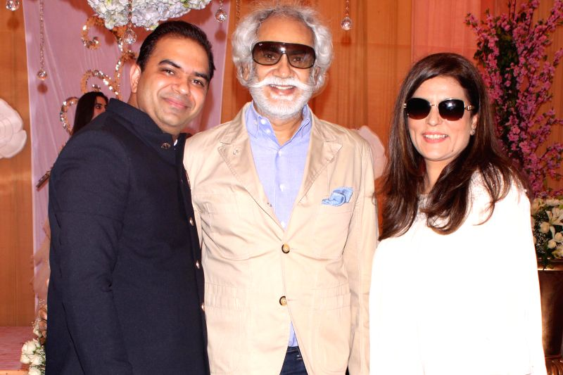 Fashion Design Council of India (FDCI) president Sunil Sethi during a programme in New Delhi, on April 20, 2015.