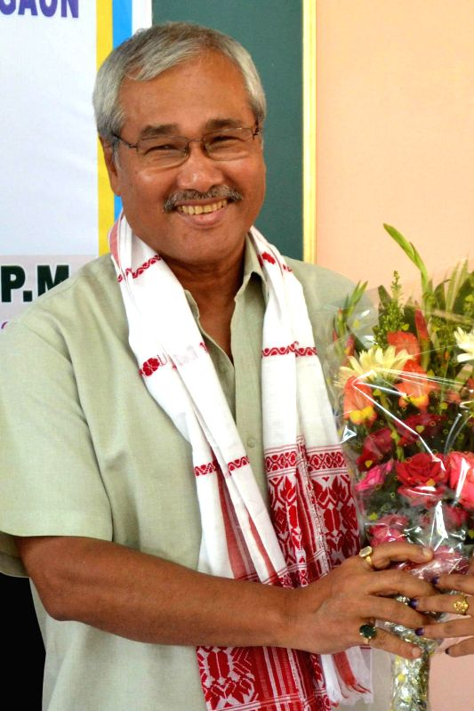 Filmmaker Jahnu Barua who has been awarded Padma Bhushan. (File Photo: IANS)