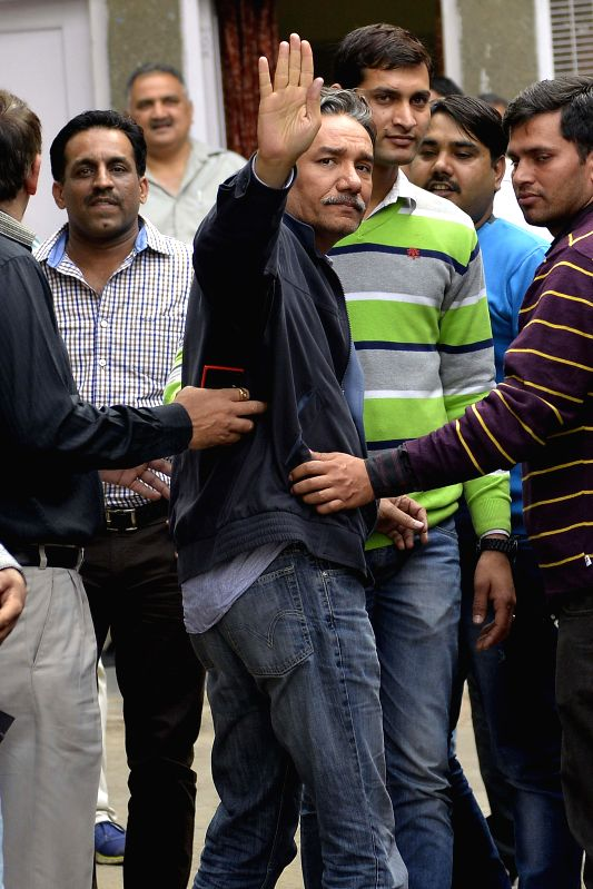 Santanu Saikia, a former journalist with an energy consultant has been arrested in connection with the petroleum ministry document leakage case being taken to be produced before a Delhi ...
