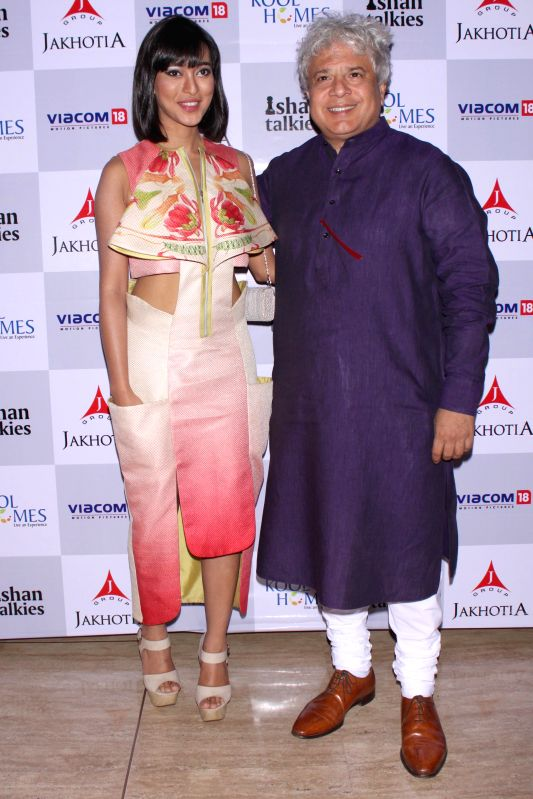 Suhel Seth  at the red carpet of the film  `Margarita With A Straw` in New Delhi, on April 10, 2015. - Suhel Seth