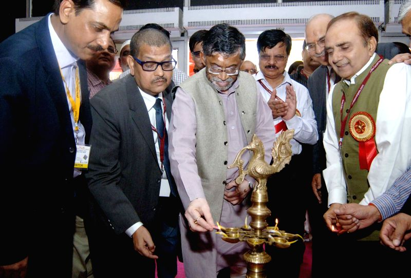 The Union Minister of State for Textiles (Independent Charge) Santosh Kumar Gangwar inaugurates the 29th Edition of India Carpet Expo, organised by the Carpet Export Promotion Council, ... - Santosh Kumar Gangwar