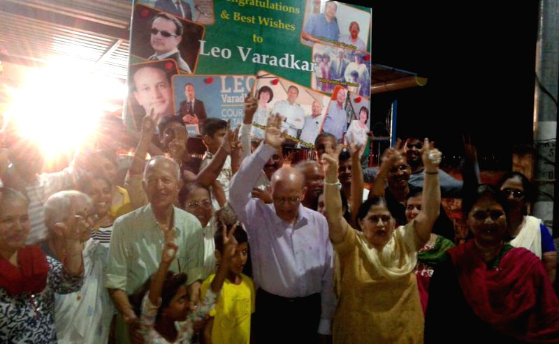 New Irish PM-elect Leo A. Varadkar's extended family in Mumbai celebrated his election to the top post, at their Borivali home, and also at their native village, Varad in Sindhudurg district ...