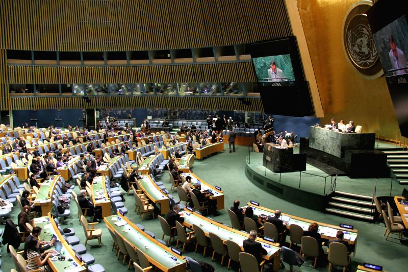 The 2015 Review Conference of the Parties to the Treaty on the Non-Proliferation of Nuclear Weapons (NPT) is held at the United Nations headquarters in New York ...