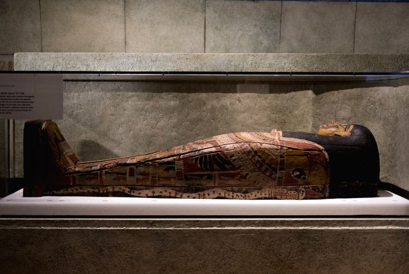 See Peruvian and Egyptian mummies with cutting-edge technology at the American Museum of Natural History exhibit in New York City. 'Gilded Lady' and Other Exquisite Mummies on Display in NYC.