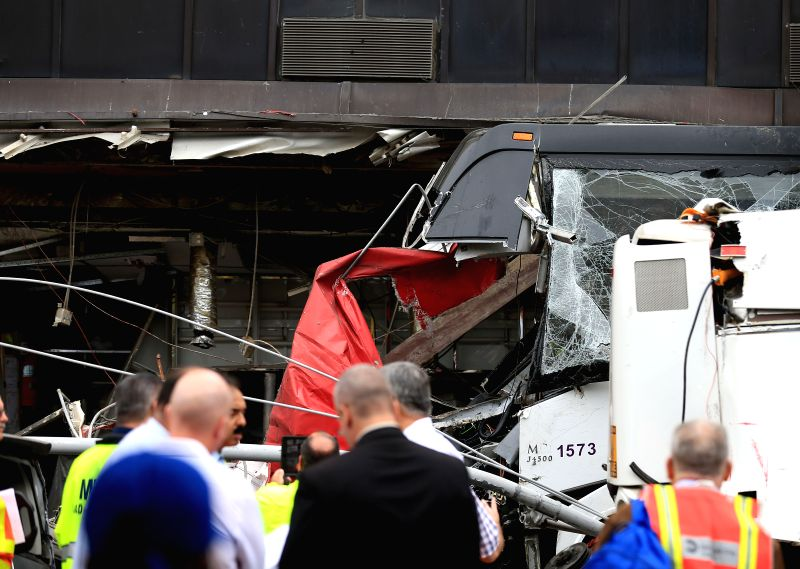 3 dead, several critically injured when buses crash in NYC