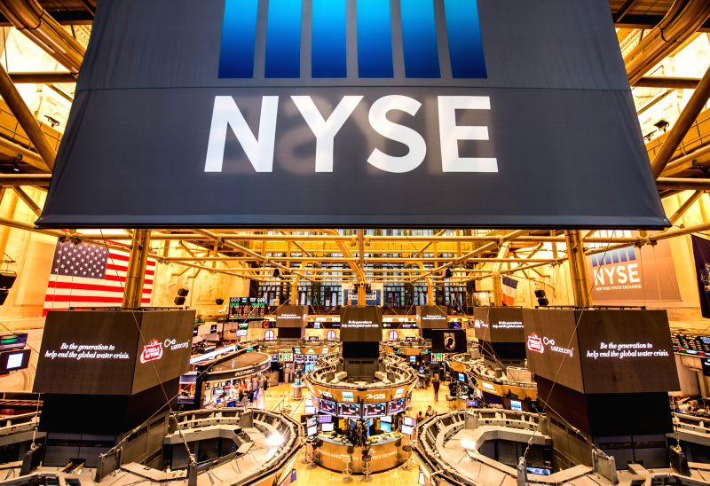 New York Stock Exchange(Image Source: IANS)
