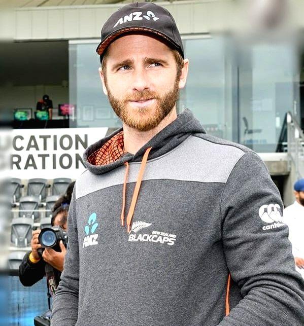New Zealand skipper Kane Williamson.