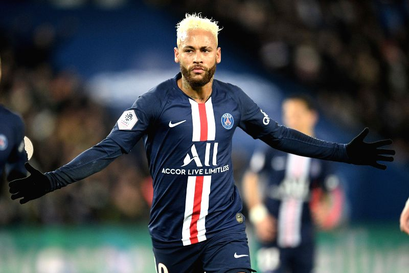 Neymar cleared of Covid-19, returns to training
