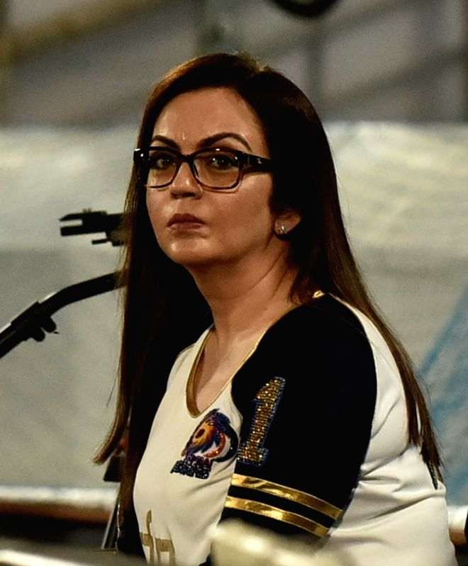Nita Ambani. (File Photo: IANS)