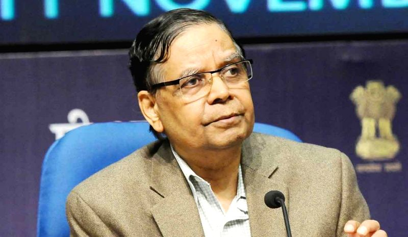 NITI Aayog Vice-Chairman Arvind Panagariya. (File Photo: IANS)