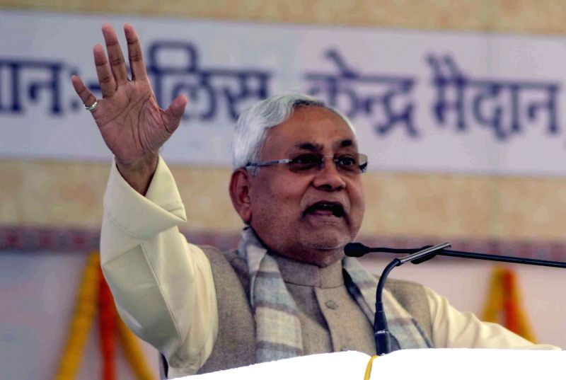 Nitish Kumar. (File Photo: IANS)