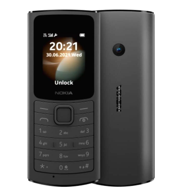 Nokia unveils 4G feature phone in India.