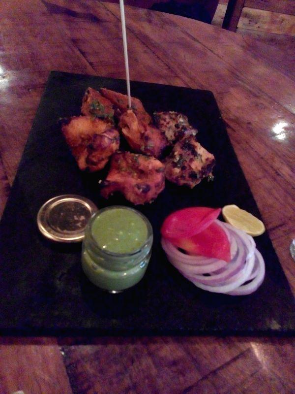 Non-vegetarian shahi platter