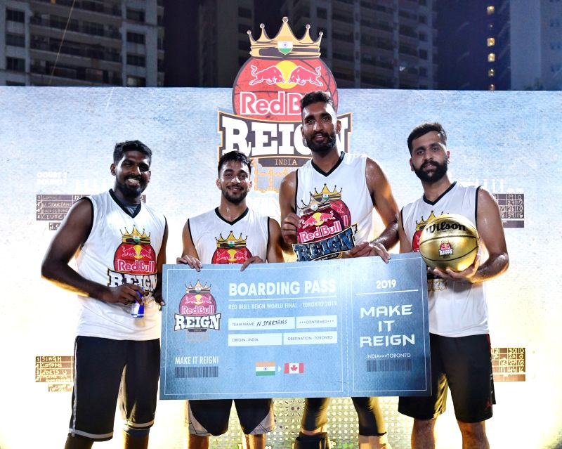 Northern Spartans, Amritstar - Winners of Red Bull Reign 2019 National Finals.