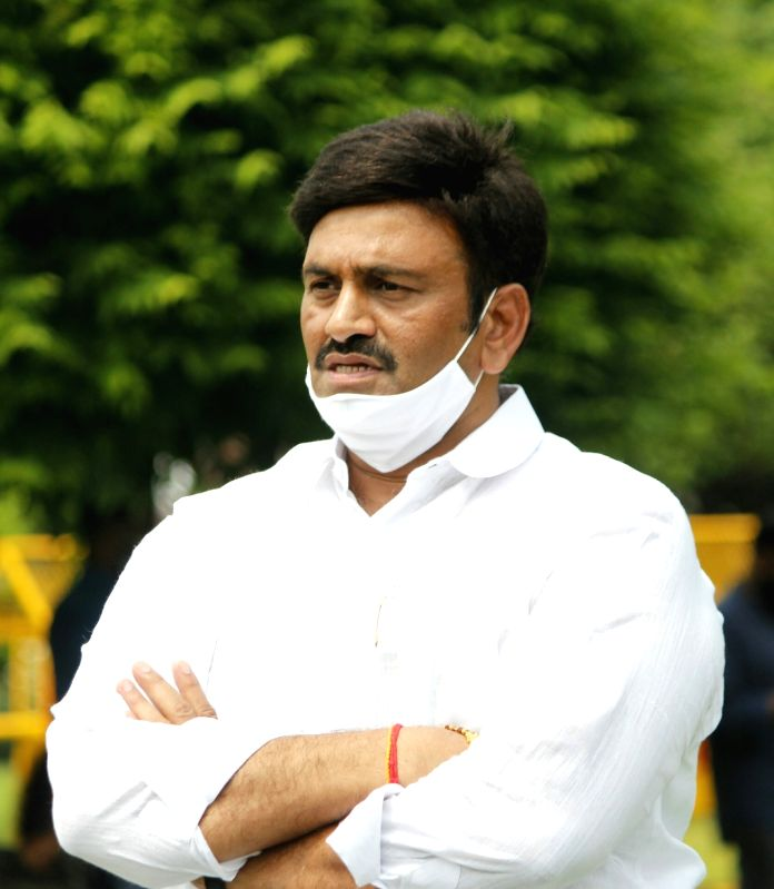 Not talking against any party, only against certain policies: Rebel YSRCP MP
