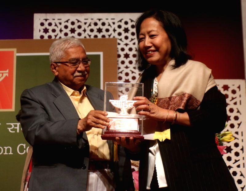 Mamang Dai - Profile, Biography and Life History   Veethi