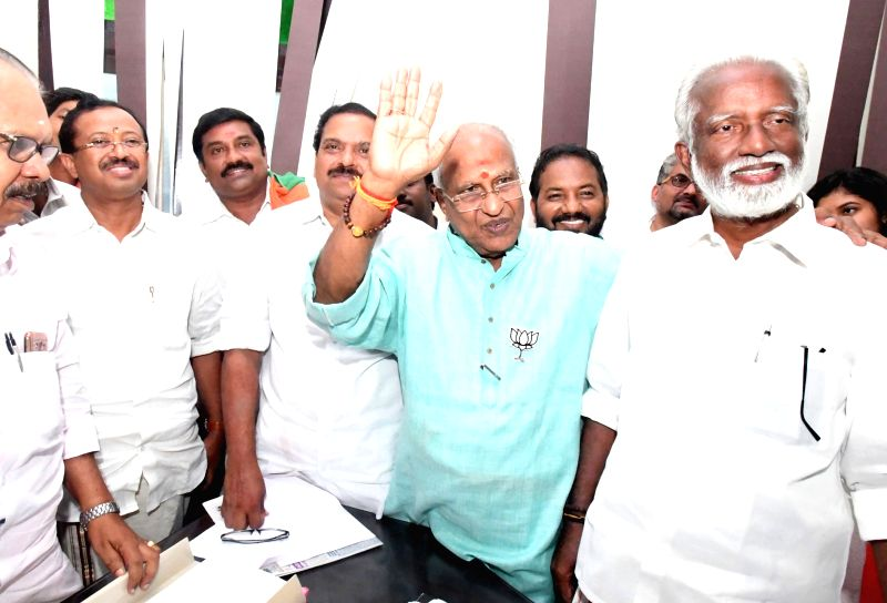 O Rajagopal, the 86-year-old political veteran who created history by opening the BJP's account in the Kerala assembly when he won the Nemom seat, defeating two-time sitting ...
