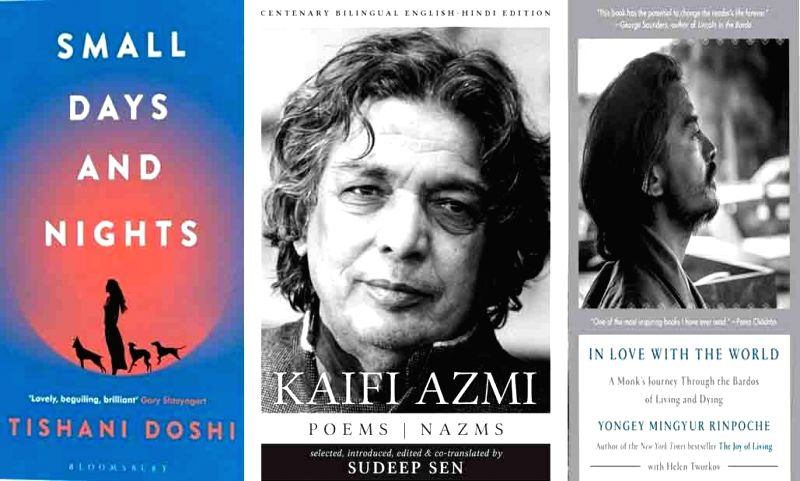 Of transformation, Buddhist monks and Kaifi Azmi.