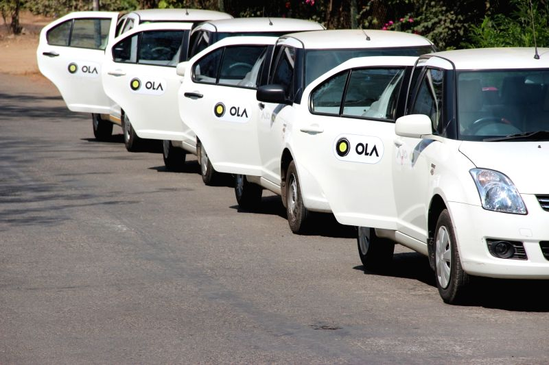 Ola Cabs.(File Photo: IANS)