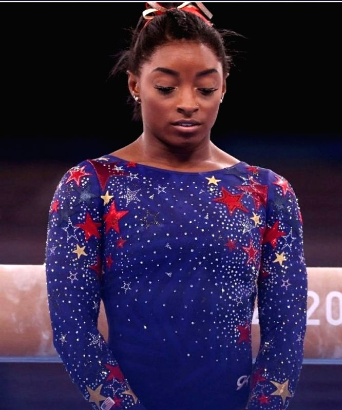 Olympics gymnastics: Simone withdraws from team final, USA finishes 2nd