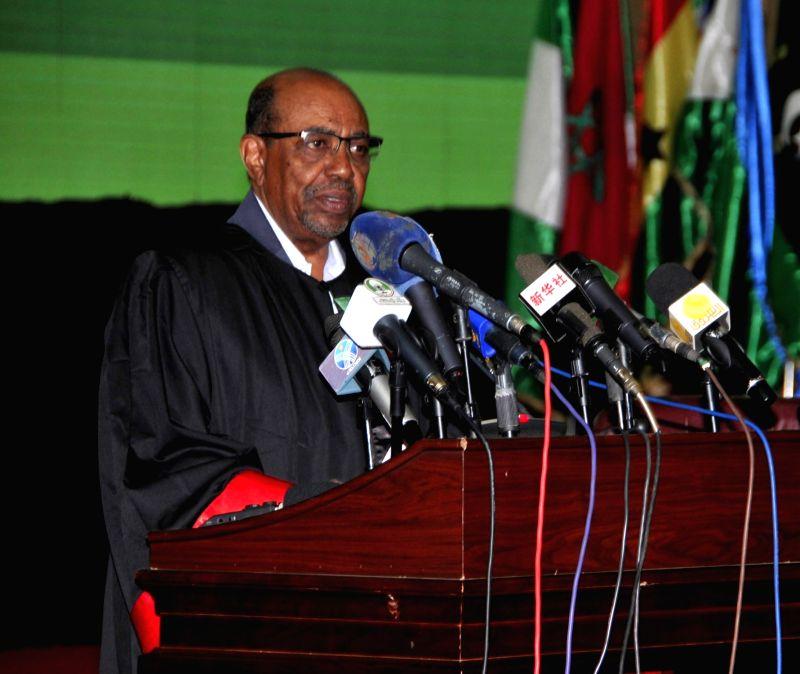 Omar Hassan Ahmad al-Bashir. (File Photo: IANS) - Omar Hassan Ahmad