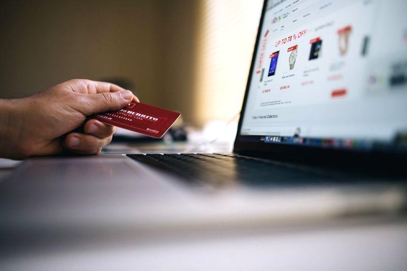 . Online payment. (File Photo: IANS)