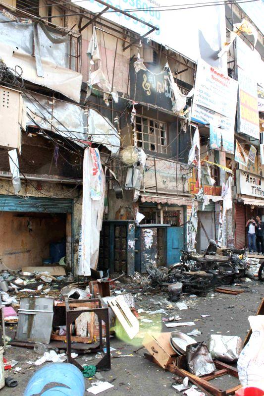 essay on dilsukhnagar bomb blast