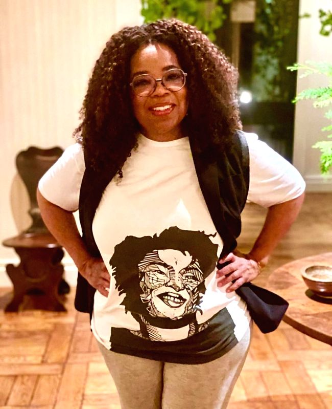 Oprah Winfrey recalls the time when she was vulnerable to sexual assault.