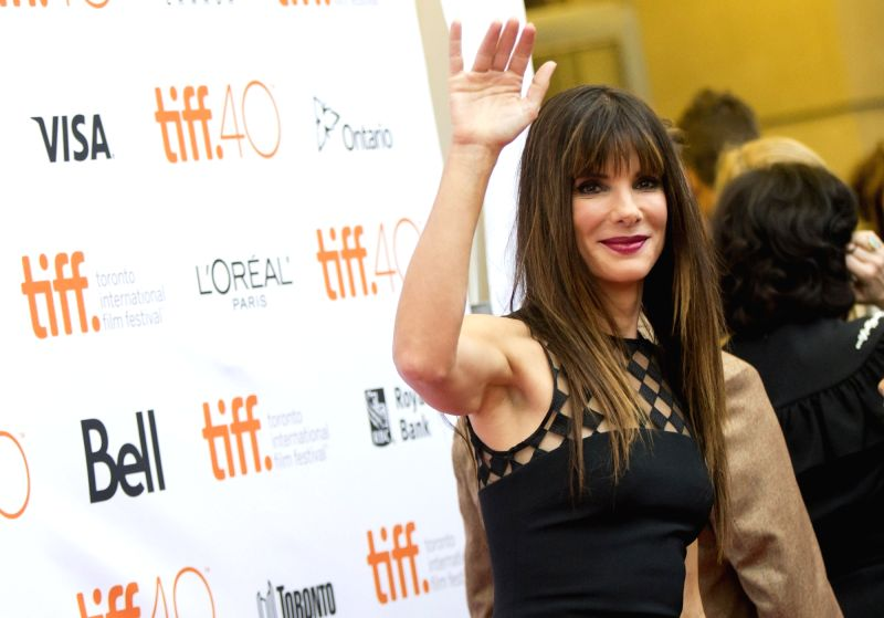 Oscar-winning actress Sandra Bullock. (File Photo: IANS)