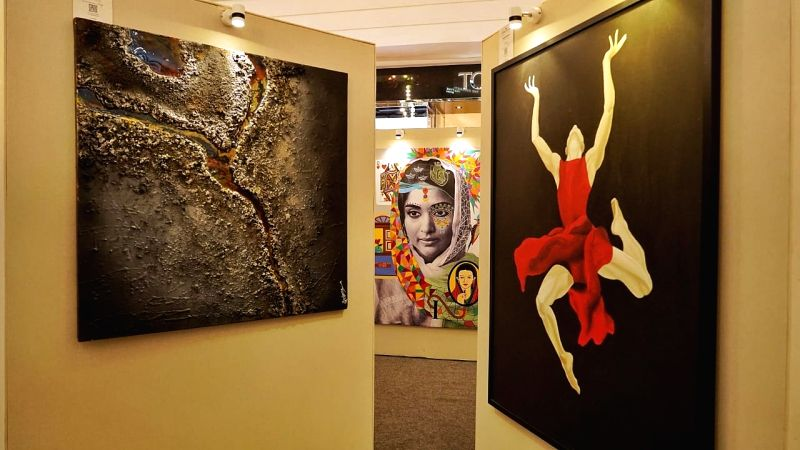 Over 30 renowned artists & designers of the country come togther.(credit: IANSLIFE)