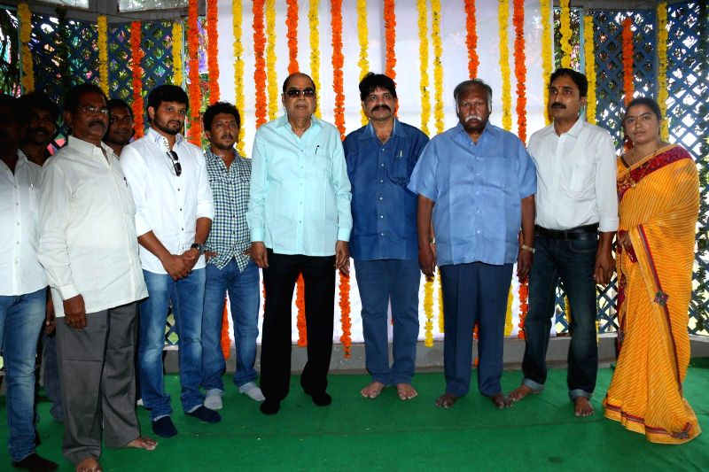 Over Seaes Network Entertainments launched a new film `Panchadara Pachimirchi`.
