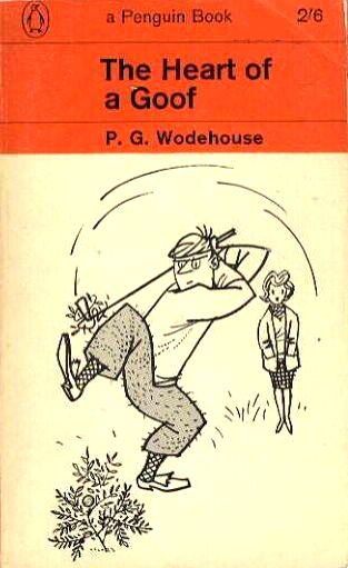 P.G. Wodehouse\'s two uproarious collections of golf stories