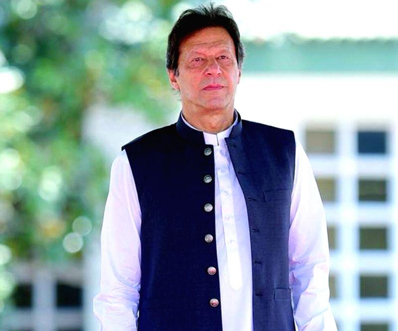 Pakistani Prime Minister Imran Khan. (File Photo: IANS)