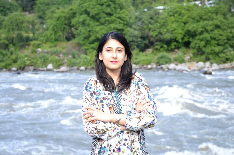 Pakistani writer Anam Zakaria.
