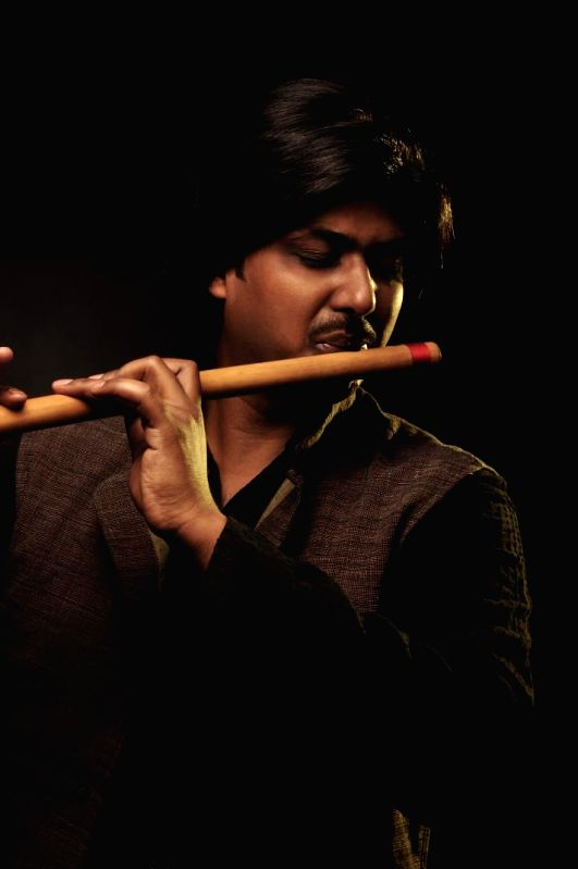 Paras Nath is on a mission to spread the joy of the flute.