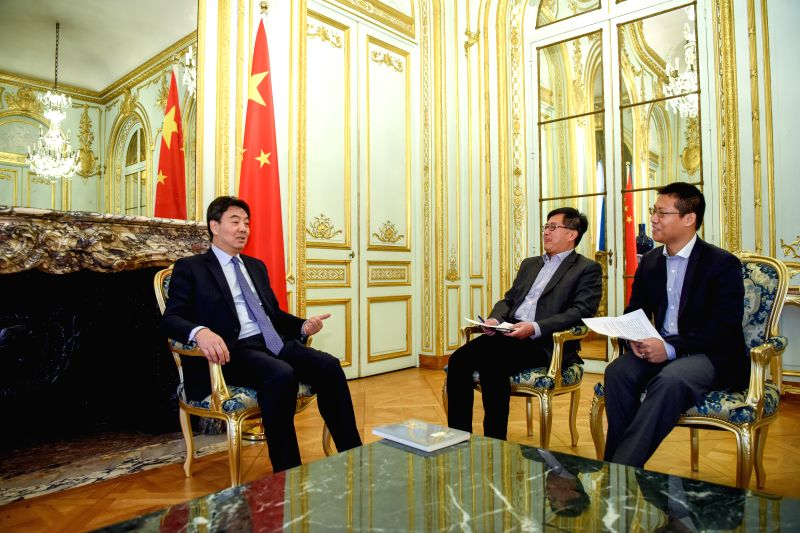france chinese relationship