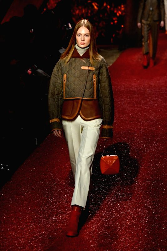 France Paris Fashion Week Hermes