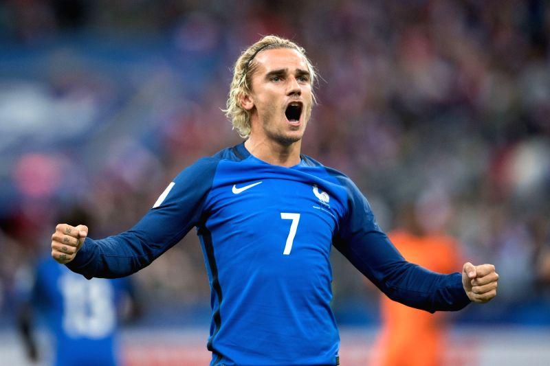 FRANCE-PARIS-2018 WORLD CUP EUROPEAN QUALIFIER-FRANCE VS NETHERLANDS