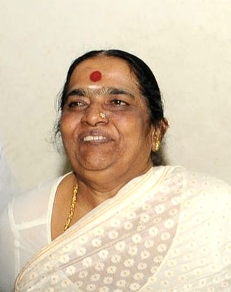 Parvathamma Rajkumar, wife of actor Dr. Rajkumar passed away early morning in Bengaluru on May 31, 2017. - D