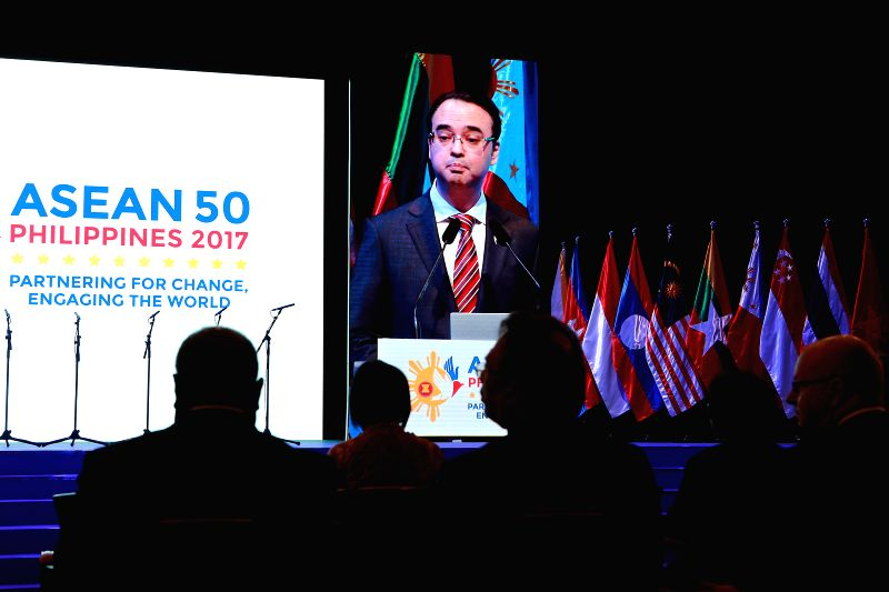 PH host gala dinner for foreign ministers attending ASEAN 50th AMM