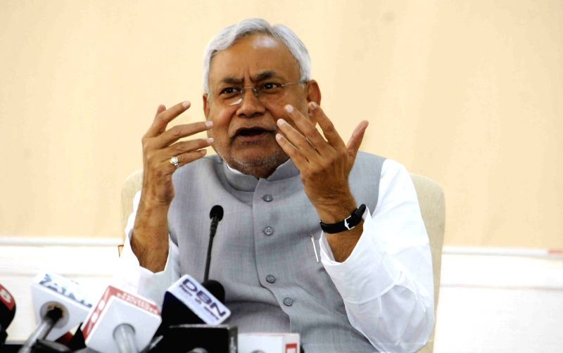 Nitish backs reservation for Jats, Marathas