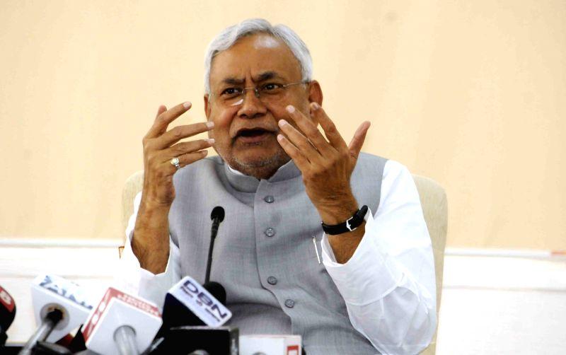Nitish backs reservation for Jats, Marathas