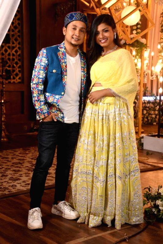 Pawandeep, Arunita of 'Indian Idol 12' fame to perform at 'Bade Acche Lagte Hain 2'.