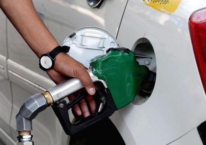 Petrol.(Image Source: IANS)