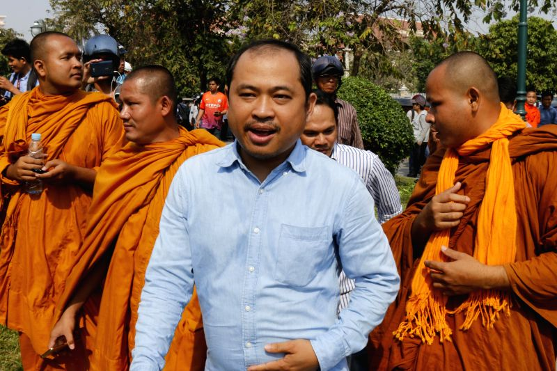 CAMBODIA-PHNOM PENH-VIETNAM-COOPERATION - Samdech Techo Hun Sen
